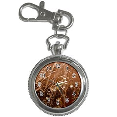 Ice Iced Structure Frozen Frost Key Chain Watches