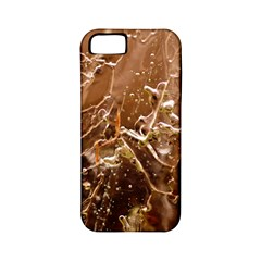 Ice Iced Structure Frozen Frost Apple iPhone 5 Classic Hardshell Case (PC+Silicone)