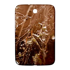 Ice Iced Structure Frozen Frost Samsung Galaxy Note 8.0 N5100 Hardshell Case