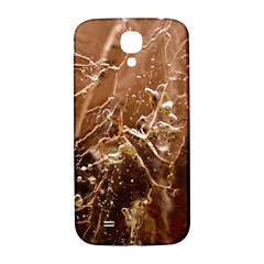 Ice Iced Structure Frozen Frost Samsung Galaxy S4 I9500/I9505  Hardshell Back Case