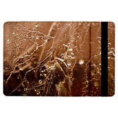 Ice Iced Structure Frozen Frost iPad Air Flip