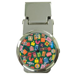 Presents Gifts Background Colorful Money Clip Watches