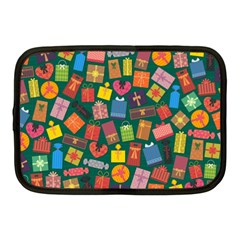 Presents Gifts Background Colorful Netbook Case (medium)