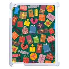 Presents Gifts Background Colorful Apple Ipad 2 Case (white)