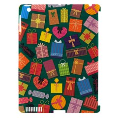 Presents Gifts Background Colorful Apple iPad 3/4 Hardshell Case (Compatible with Smart Cover)