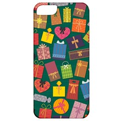 Presents Gifts Background Colorful Apple Iphone 5 Classic Hardshell Case