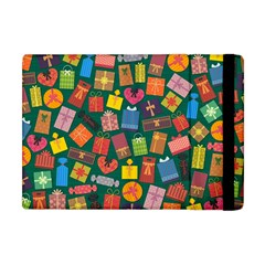 Presents Gifts Background Colorful Apple iPad Mini Flip Case