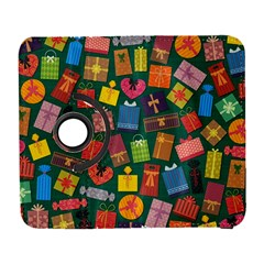 Presents Gifts Background Colorful Galaxy S3 (flip/folio)