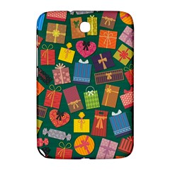 Presents Gifts Background Colorful Samsung Galaxy Note 8 0 N5100 Hardshell Case