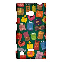 Presents Gifts Background Colorful Nokia Lumia 720