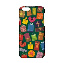 Presents Gifts Background Colorful Apple iPhone 6/6S Hardshell Case