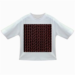 Chain Rusty Links Iron Metal Rust Infant/Toddler T-Shirts