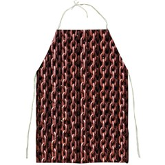 Chain Rusty Links Iron Metal Rust Full Print Aprons