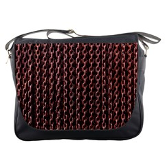 Chain Rusty Links Iron Metal Rust Messenger Bags