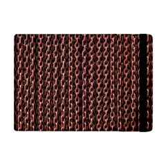 Chain Rusty Links Iron Metal Rust Apple Ipad Mini Flip Case