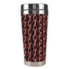Chain Rusty Links Iron Metal Rust Stainless Steel Travel Tumblers