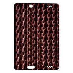 Chain Rusty Links Iron Metal Rust Amazon Kindle Fire Hd (2013) Hardshell Case