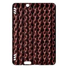 Chain Rusty Links Iron Metal Rust Kindle Fire HDX Hardshell Case