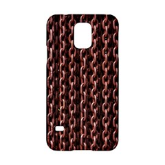 Chain Rusty Links Iron Metal Rust Samsung Galaxy S5 Hardshell Case