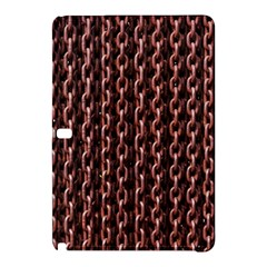 Chain Rusty Links Iron Metal Rust Samsung Galaxy Tab Pro 10.1 Hardshell Case