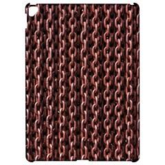 Chain Rusty Links Iron Metal Rust Apple Ipad Pro 12 9   Hardshell Case