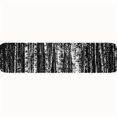Birch Forest Trees Wood Natural Large Bar Mats