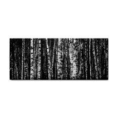 Birch Forest Trees Wood Natural Cosmetic Storage Cases