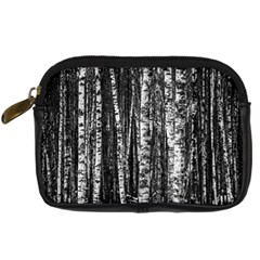 Birch Forest Trees Wood Natural Digital Camera Cases