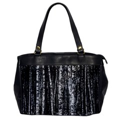 Birch Forest Trees Wood Natural Office Handbags