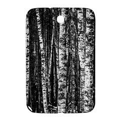 Birch Forest Trees Wood Natural Samsung Galaxy Note 8.0 N5100 Hardshell Case