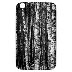 Birch Forest Trees Wood Natural Samsung Galaxy Tab 3 (8 ) T3100 Hardshell Case