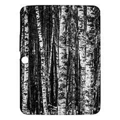 Birch Forest Trees Wood Natural Samsung Galaxy Tab 3 (10 1 ) P5200 Hardshell Case