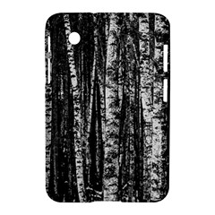 Birch Forest Trees Wood Natural Samsung Galaxy Tab 2 (7 ) P3100 Hardshell Case