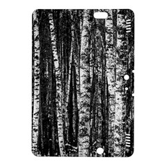 Birch Forest Trees Wood Natural Kindle Fire Hdx 8 9  Hardshell Case