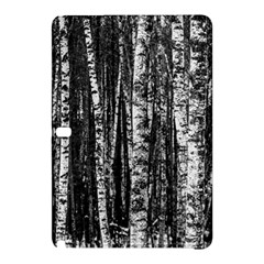 Birch Forest Trees Wood Natural Samsung Galaxy Tab Pro 12 2 Hardshell Case
