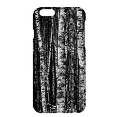 Birch Forest Trees Wood Natural Apple Iphone 6 Plus/6s Plus Hardshell Case