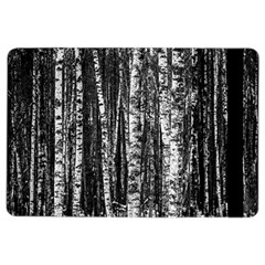Birch Forest Trees Wood Natural iPad Air 2 Flip