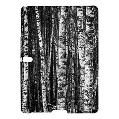 Birch Forest Trees Wood Natural Samsung Galaxy Tab S (10.5 ) Hardshell Case