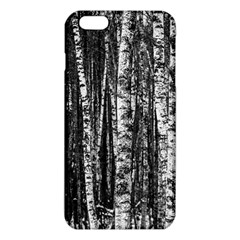 Birch Forest Trees Wood Natural iPhone 6 Plus/6S Plus TPU Case