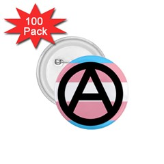 Anarchist Pride 1.75  Buttons (100 pack)