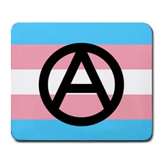 Anarchist Pride Large Mousepads