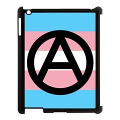 Anarchist Pride Apple iPad 3/4 Case (Black)