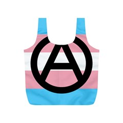 Anarchist Pride Full Print Recycle Bags (S)