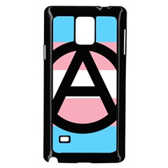 Anarchist Pride Samsung Galaxy Note 4 Case (Black)