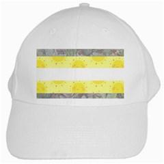 Nonbinary flag White Cap