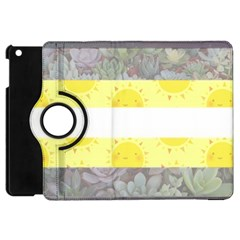 Nonbinary flag Apple iPad Mini Flip 360 Case