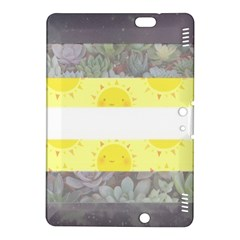 Nonbinary flag Kindle Fire HDX 8.9  Hardshell Case