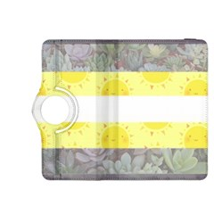 Nonbinary flag Kindle Fire HDX 8.9  Flip 360 Case