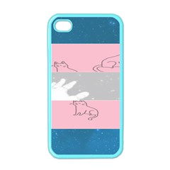 Pride Flag Apple iPhone 4 Case (Color)