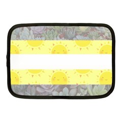 Cute Flag Netbook Case (Medium)